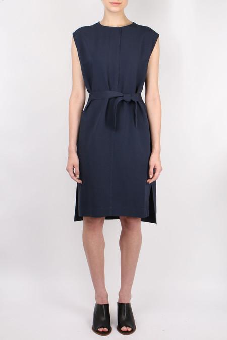 Pomandere Belted Dress