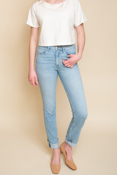 3x1 NYC DIY Straight Jean - Willow