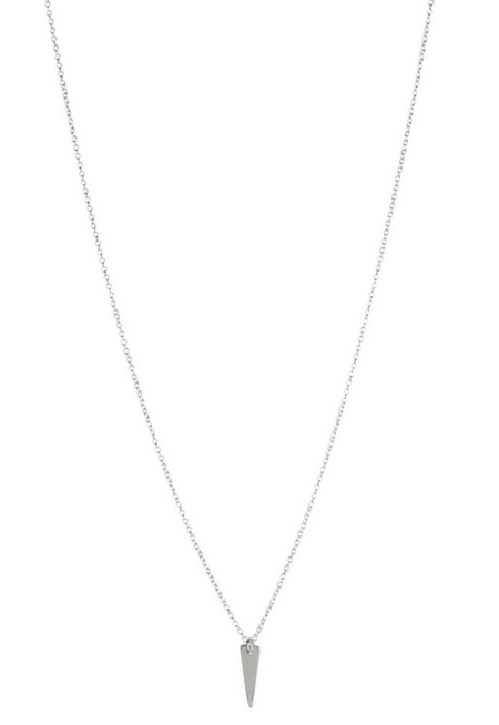 Lisbeth Jewelry WINSTON NECKLACE IN SILVER