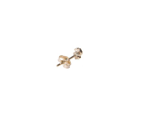 Winden Dollar Stud Earrings YG