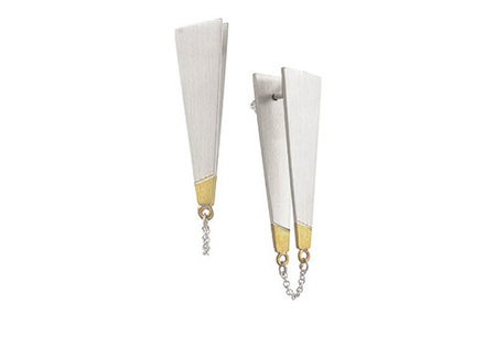PICO DESIGN LAC EARRINGS