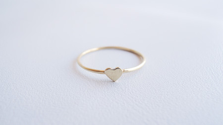 Heart - Gold