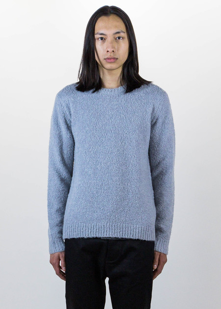Harmony Grey Willie Knitted Sweater