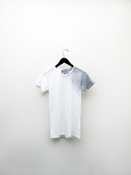 Audrey Louise Reynolds T-Shirt - Grey Sleeve