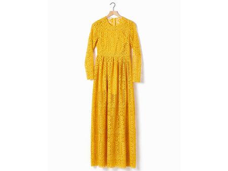 Philosophy di Lorenzo Serafini Crochet Dress