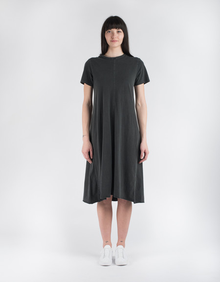 Neuw Frenchie Tee Dress Black Pigment