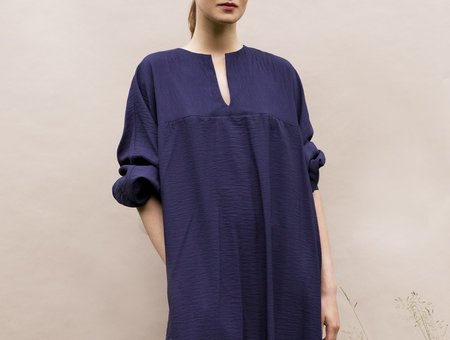 Sunja Link Long Raglan Sleeve Dress