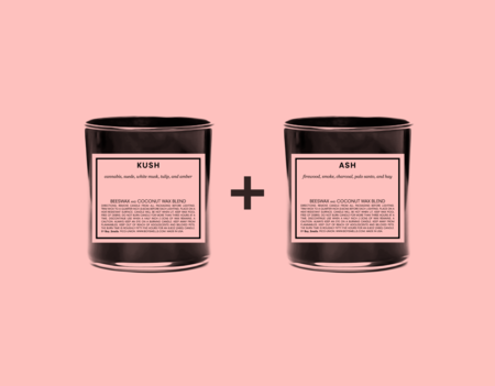 Boy Smells TOKER'S DREAM / SCENTED CANDLES