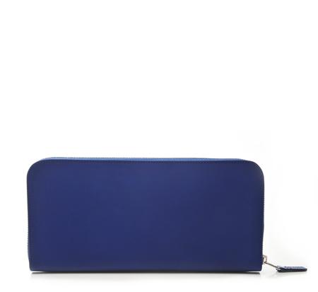 PB 0110 CM21 Blue Wallet