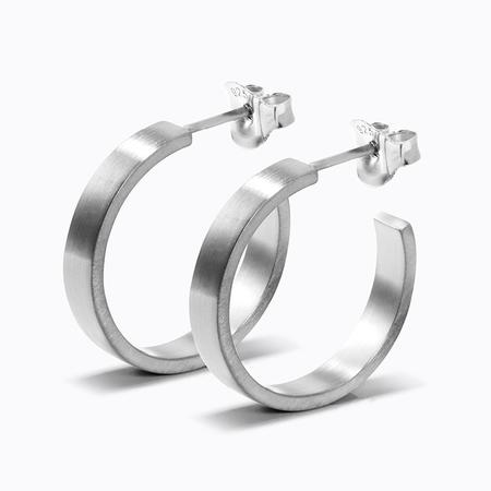 MING YU WANG Annular Earrings