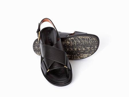 Marni Fussbett Sandal