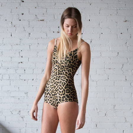 Baserange Base Range Ravenna Body Leopard