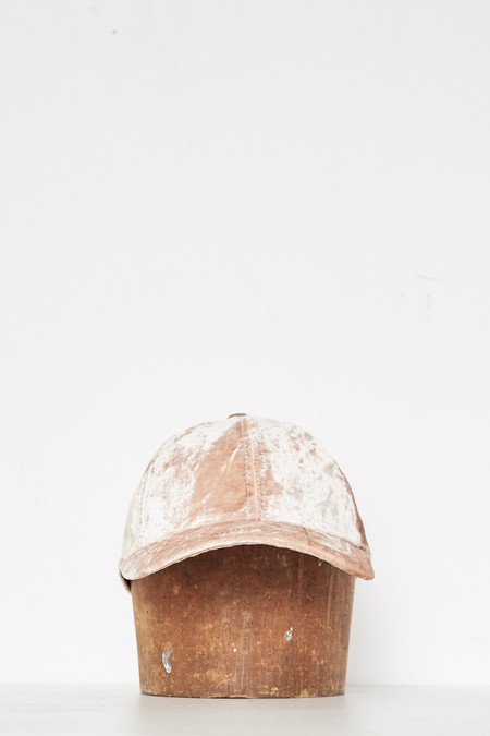 Colorant Velvet Cap - Blush