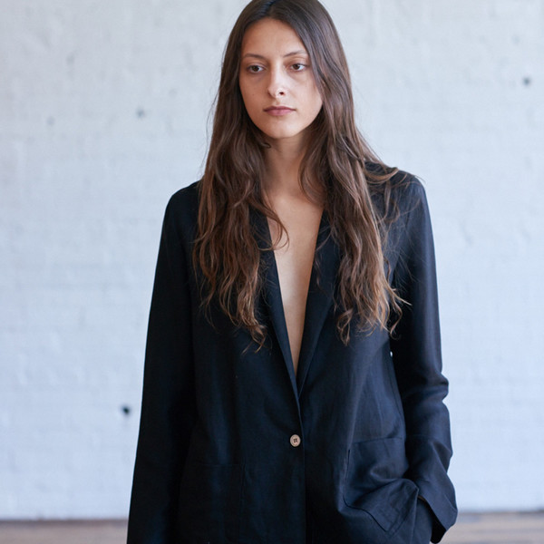 Raquel Allegra Blazer