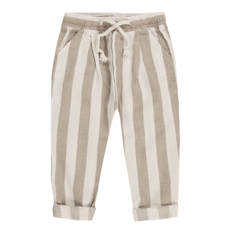 Kid's Rylee & Cru STRIPED TROUSERS