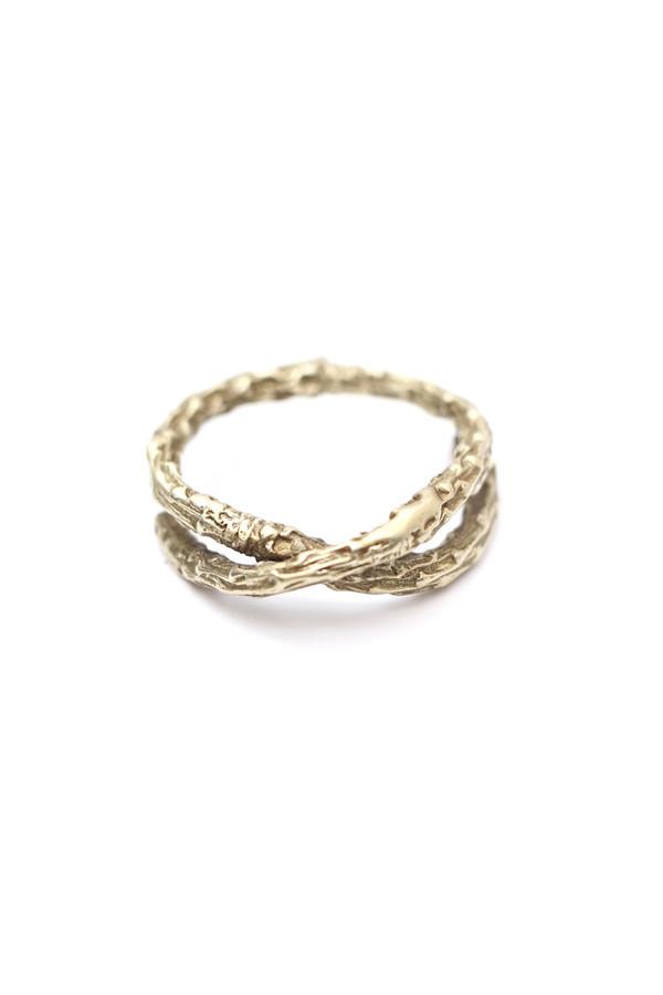 Aetas Ramus Bronze Ring