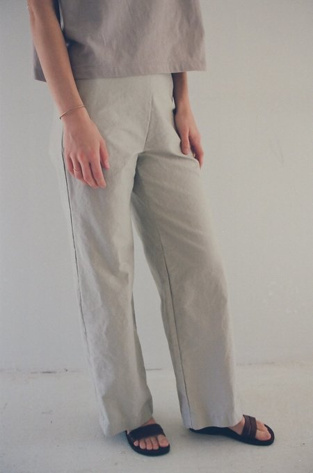 Han Starnes Summer Trousers - Cloud