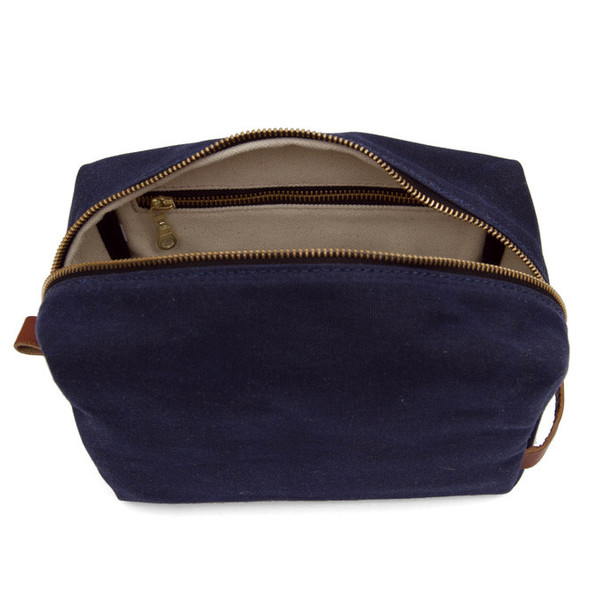 Alpine Modern Dopp Bag Navy