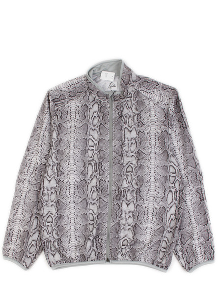 Needles - Printed Piping Stand Collar Jacket