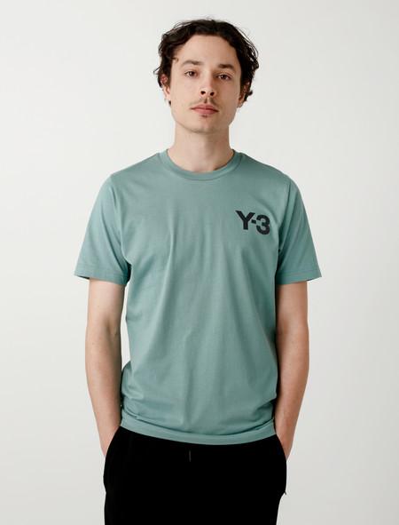 Y-3 Classic Logo T-Shirt Teal