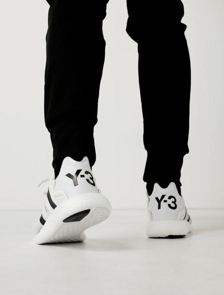 Y-3 Yohji Run White/Crystal White