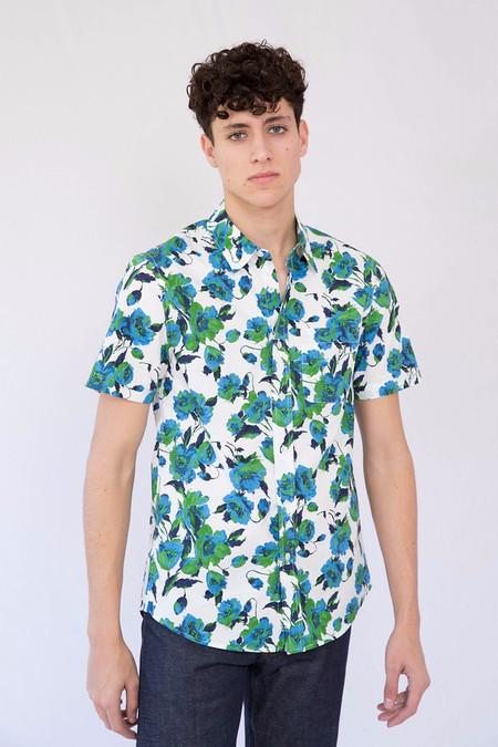 Odin Floral Short Sleeve Shirt