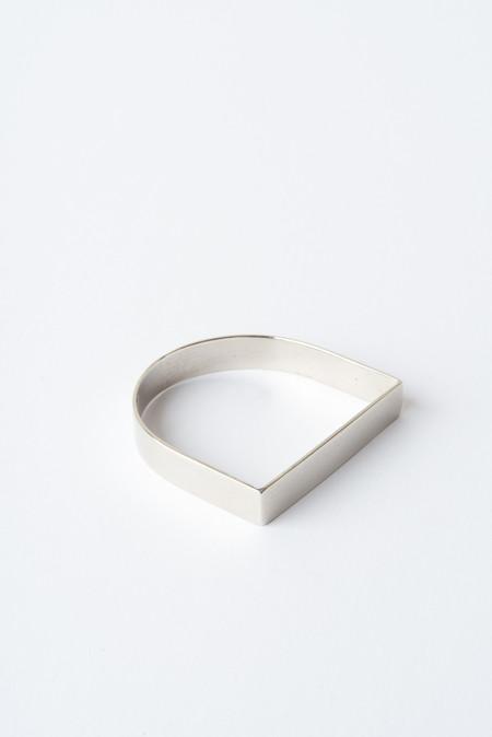 Fay Andrada Alexa Bracelet In White Brass