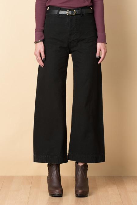 Jesse Kamm Sailor Pant In Black