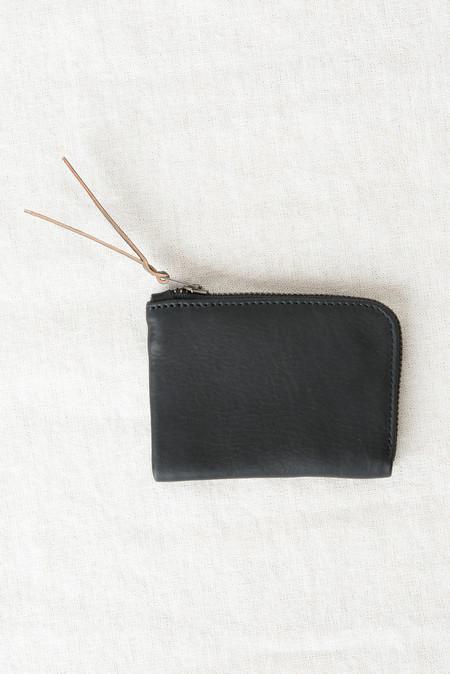 MAKR Zip Slim Wallet In Black