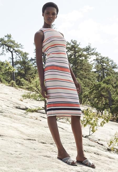 ELEVEN SIX LENA SWEATER DRESS