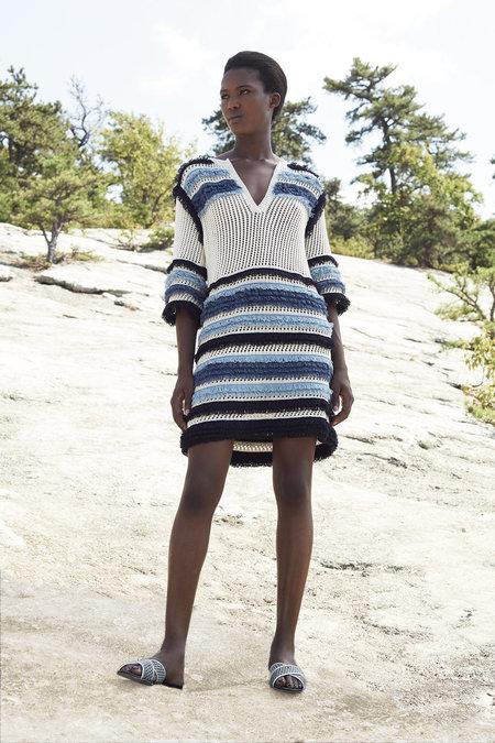 ELEVEN SIX YIAZA SWEATER DRESS