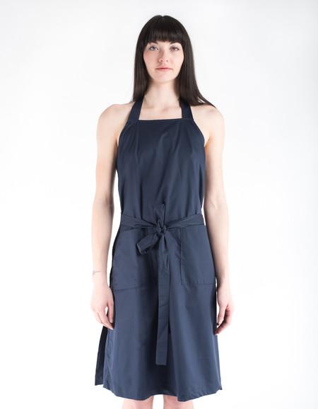 Sunja Link Apron Dress Navy