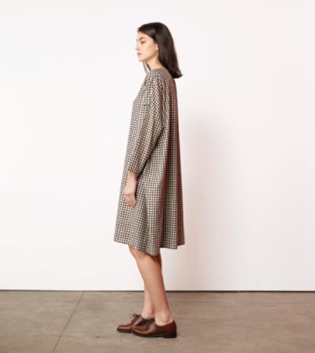 Revisited Checks Dress