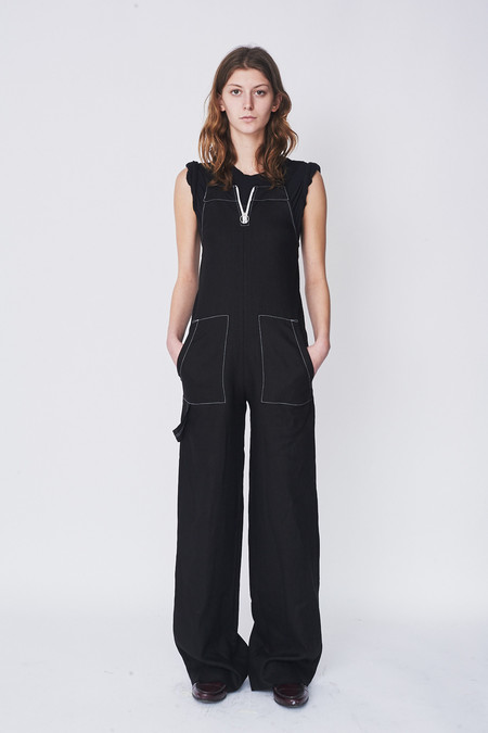 Assembly New York Linen Dungarees