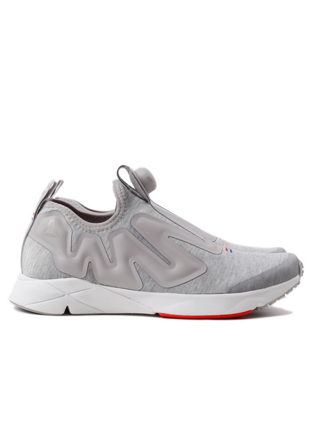 Reebok Pump Supreme Hoodie Zinc/Wht/Red/Blue