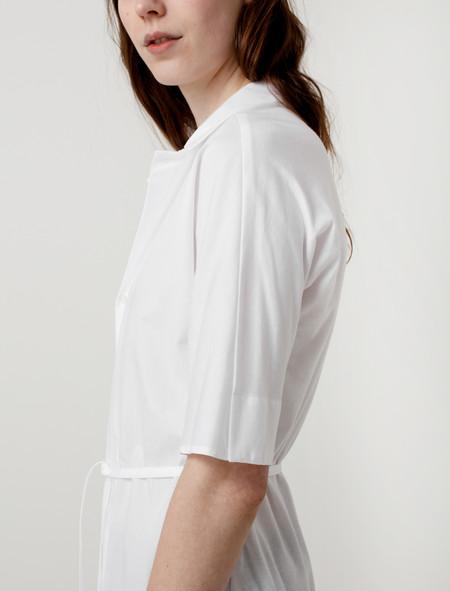 Stephan Schneider Shirt Melancholy White
