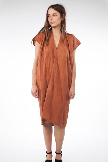 Miranda Bennett Everyday Dress - Linen in Marfa