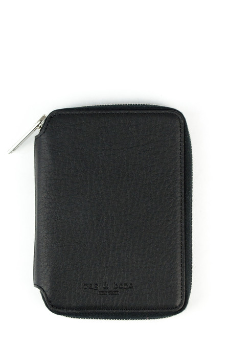 Rag and Bone Small Zip Around Wallet