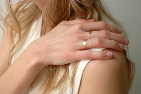 Kristen Elspeth Arrow Ring