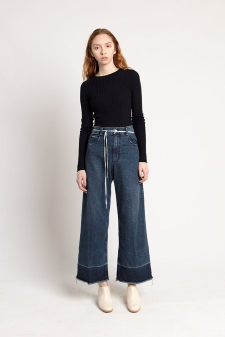 Rachel Comey Classic Indigo Legion Pant