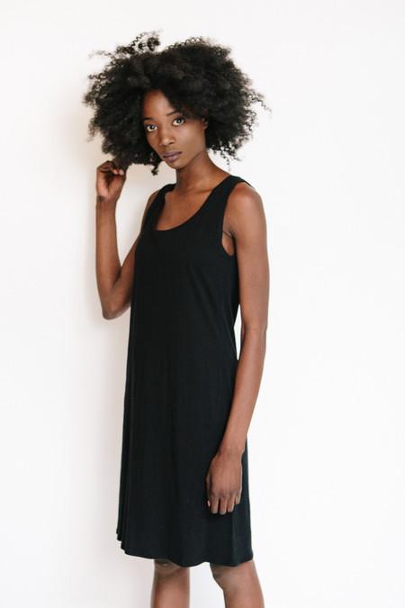 Kowtow Building Block Singlet Dress - Black
