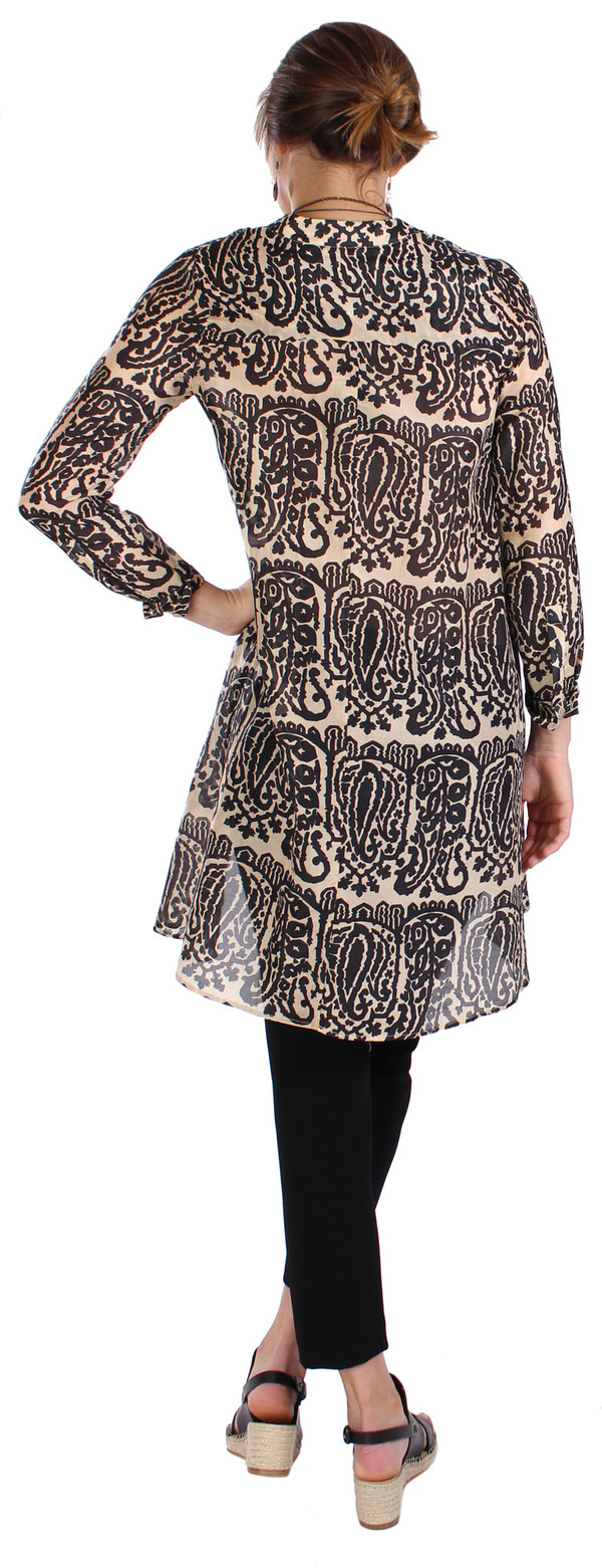 Hoss Intropia Printed Tunic Dress