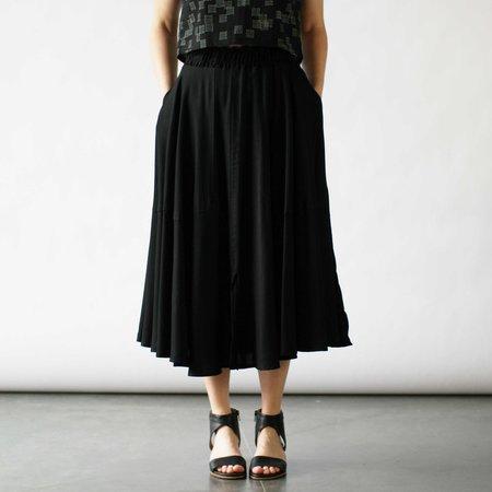Curator Grace Skirt in Black