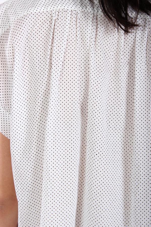 Short Sleeve Normandy Blouse