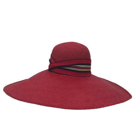 Yestadt Millinery SUPER RED