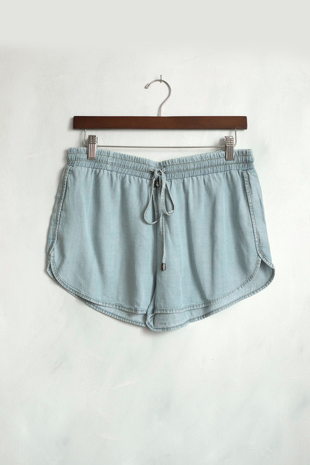 Sunday Supply Co. Blue Jogger Shorts
