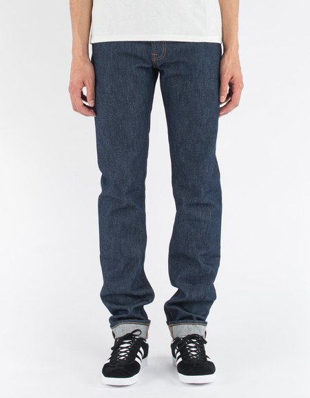 Tellason Stock Slim Tapered 14oz Indigo