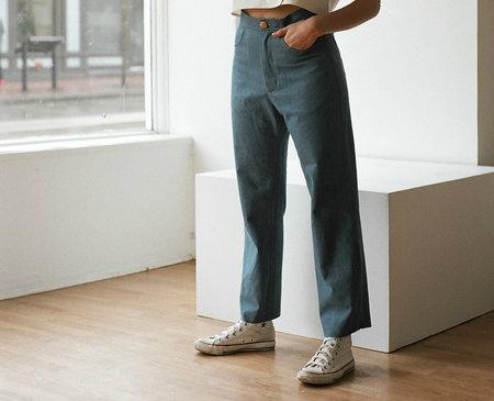 Laurs Kemp Fabienne Jeans in True Blue Denim