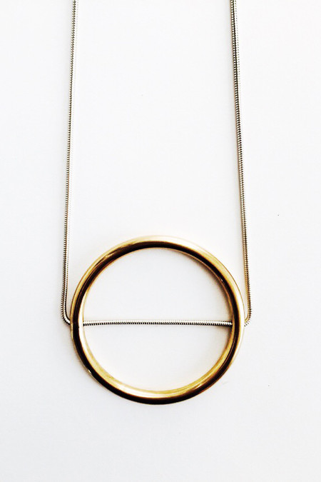 The Things We Keep Ichi Large Necklace