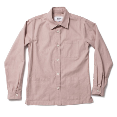 Corridor Rose Overshirt